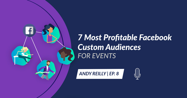 Facebook Custom audiences for event
